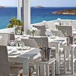 Cyclades εστιατόριο στην Άνδρο