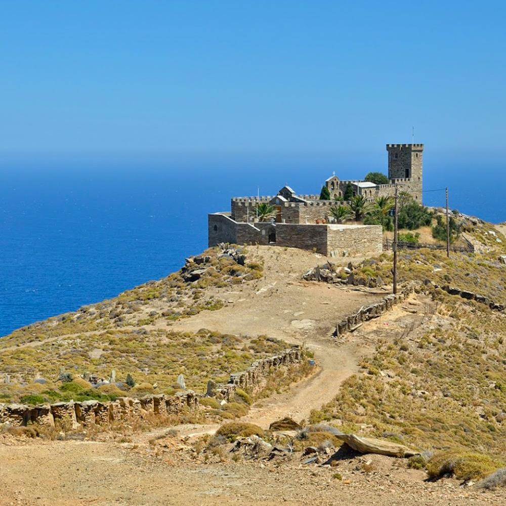 The Monastery of Agios Mamas