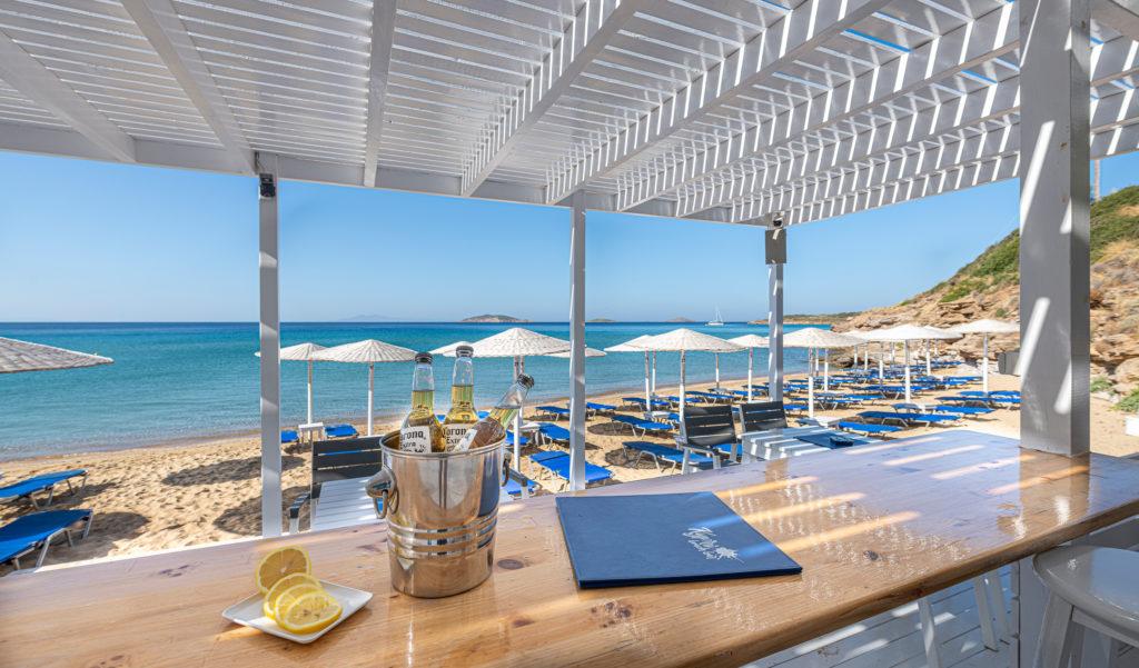 Beach Bar στην Άνδρο