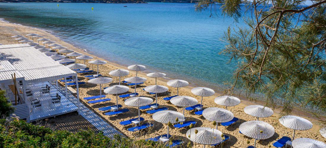 Top reasons to visit Andros Island – Part 4 – Kypri Beach