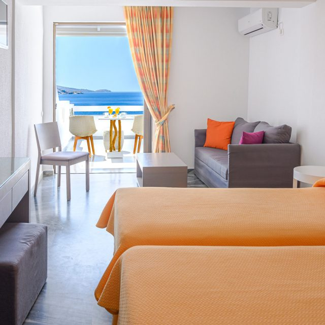 Accommodation in Andros