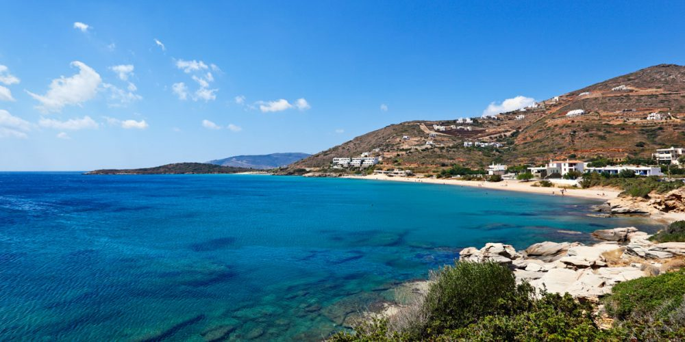 Weekend in Andros in Autumn
