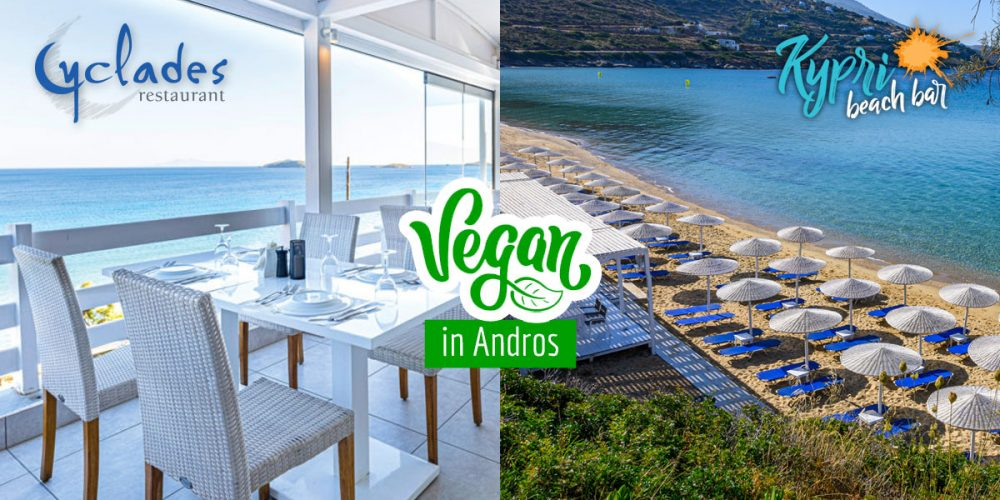 Vegan in Andros Island