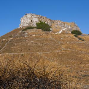 Το Πάνω Κάστρο στην Άνδρο
