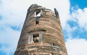 Ο Πύργος του Αγίου Πέτρου στην Άνδρο