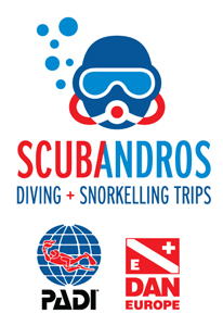 Scuba Diving in Andros!